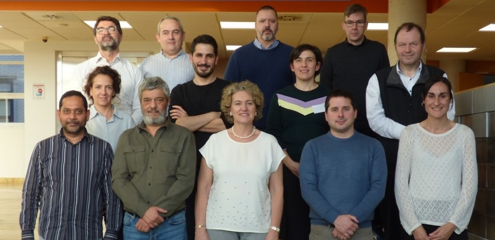 Kick off Meeting of the SAMEX Project